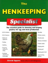 Jacket image for The Henkeeping Specialist