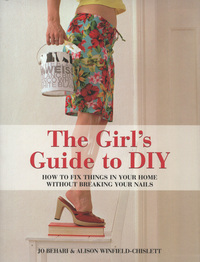 Jacket image for The Girl's Guide to DIY
