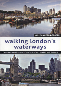 Jacket image for Walking London's Waterways