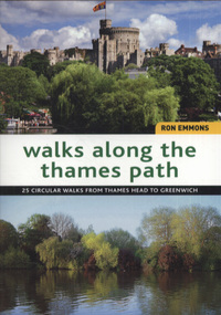 Jacket image for Walks Along the Thames Path