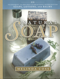 Jacket image for Natural Soap
