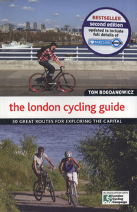 Jacket image for The London Cycling Guide