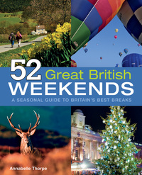 Jacket image for 52 Great British Weekends