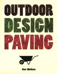 Jacket image for Outdoor Design: Paving