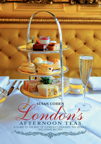 Jacket image for London's Afternoon Teas