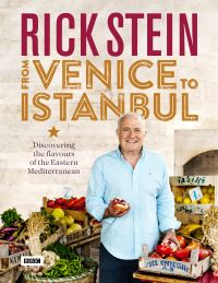 Jacket image for Rick Stein - from Venice to Istanbul.