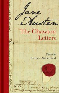 Jacket image for Jane Austen: The Chawton Letters