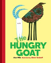 Jacket image for The Hungry Goat