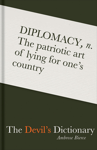 Jacket image for The Devil's Dictionary