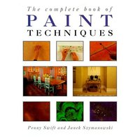 Jacket image for The Complete Book of Paint Techniques