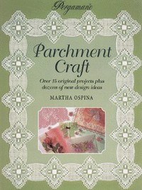 Jacket image for Pergamano Book of Parchment Craft