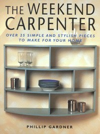 Jacket image for The Weekend Carpenter