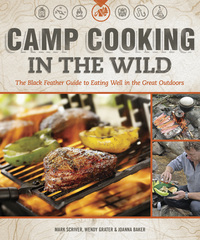 Jacket image for Camp Cooking in the Wild