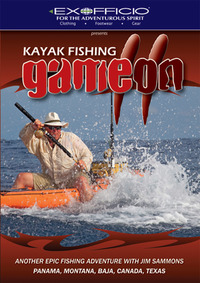 Jacket image for Kayak Fishing - Game on 2