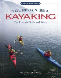 Jacket image for Touring & Sea Kayaking The Essential Skills and Safety