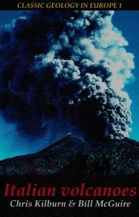 Jacket image for Italian Volcanoes