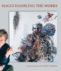 Jacket Image for the Title Maggi Hambling the Works