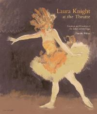 Jacket Image for the Title Laura Knight at the Theatre