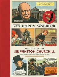 Jacket Image for the Title The Happy Warrior