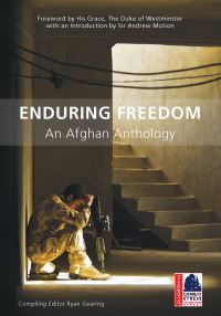 Jacket Image for the Title Enduring Freedom - An Afghan Anthology