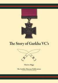 Jacket Image for the Title The Story of Gurkha VCs