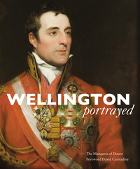 Jacket Image for the Title Wellington Portrayed