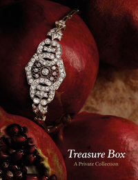 Jacket Image for the Title Treasure Box: A Private Collection