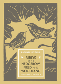 Jacket Image for the Title Birds of the Hedgerow, Field and Woodland
