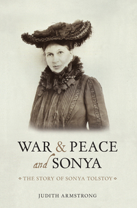 Jacket Image for the Title War and Peace and Sonya
