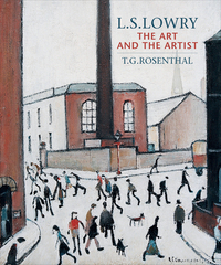 Jacket Image for the Title L.S.Lowry