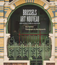Jacket Image For: Brussels Art Nouveau