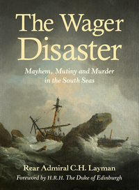 Jacket Image for the Title The Wager Disaster