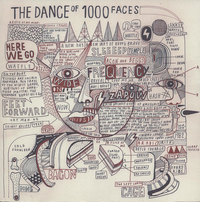 Jacket Image for the Title The Dance of 1000 Faces