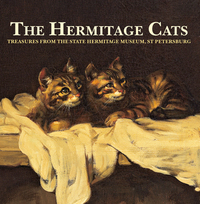 Jacket Image for the Title Hermitage Cats