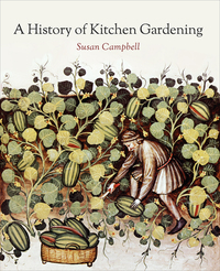 Jacket Image For: A History of Kitchen Gardening