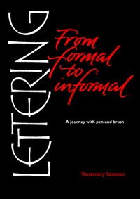 Jacket Image For: Lettering from Formal to Informal