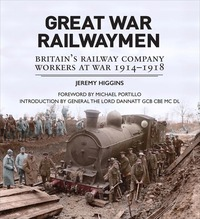 Jacket Image for the Title Great War Railwaymen