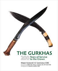 Jacket image for The Gurkhas