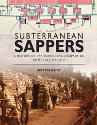 Jacket image for Subterranean Sappers