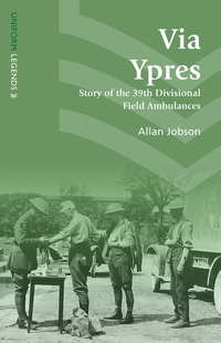 Jacket Image for the Title Via Ypres
