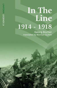 Jacket Image for the Title In the Line 1914-1918