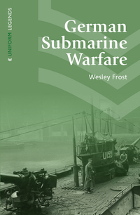 Jacket Image For: German Submarine Warfare