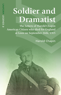 Jacket Image for the Title Soldier and Dramatist