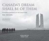 Jacket Image for the Title Canada's Dream Shall Be Of Them