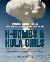 Jacket Image for the Title H-Bombs and Hula Girls