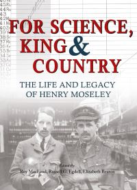 Jacket Image for the Title For Science, King and Country