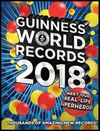 Jacket image for Guinness World Records 2018