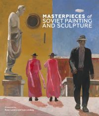 Jacket image for Masterpieces of Soviet Painting and Sculpture