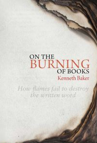 Jacket Image for the Title On the Burning of Books
