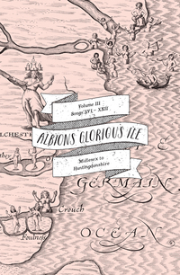 Jacket Image for the Title Albion's Glorious Ile: Middlesex to Huntingdonshire Volume 3